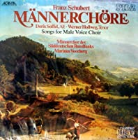 Schubert;Men's Choruses