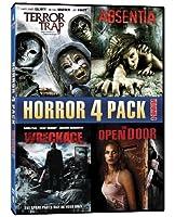 Vol. 4-Horror Quad Feature [DVD] [Import]