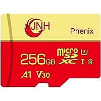 microSDカード microSDXCカード 256GB JNH 超高速Class10 UHS-I U3 V30 4K Ultra HD アプリ最適化A1対応 Nintendo Switch 動作確認済【国内正規品 5年保証】