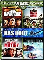 Bridge on the River Kwai / Caine Mutiny / Das Boot [DVD]