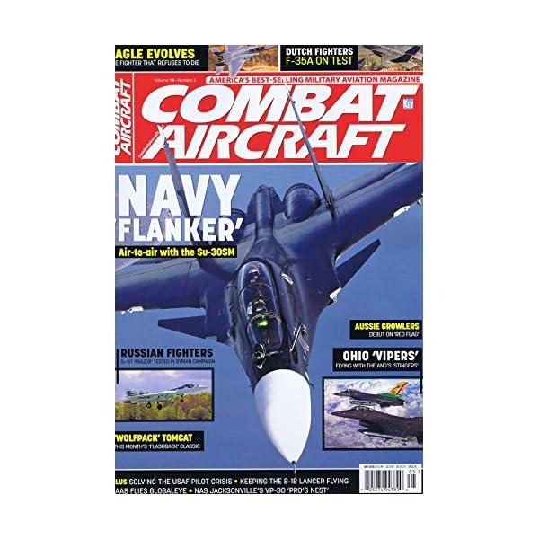 Combat Aircraft [UK] May...の商品画像