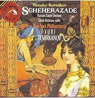 Rimsky-Korsakov: Scheherazade / Russian Easter Overture (1993-05-03)