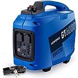 Genforce GT6000 3.7kVA Max 3.2kVA Rated Portable Recreational Inverter Generator