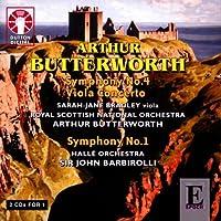 Symphonies Nos 1 & 4 / Viola Concerto