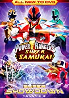 Power Rangers Super Samurai: Super Showdown 2 [DVD] [Import]