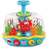 VTech 508903 Seaside Spinning Top Spinning Toy