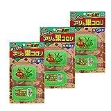 【まとめ買い】アース製薬 スーパーアリの巣コロリ 蟻用駆除剤 2.1g*2個入 × 3個パック