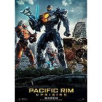 映画 パシフィック・リム アップライジング ポスター 42x30cm Pacific Rim Uprising 2018 パシフィックリム ジョン・ボイエガ スコット・イーストウッド ジン・ティエン カイリー・スパイニー KAIJU