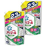 【まとめ買い】 アリエール 洗濯洗剤 液体 リビングドライイオンパワージェル 詰め替え 超ジャンボ1.62kg×2個