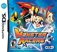 Monster Racers - Nintendo DS (輸入版)