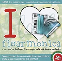 I Love Fisarmonica