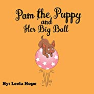 Pam the Puppy and Her Big Ball