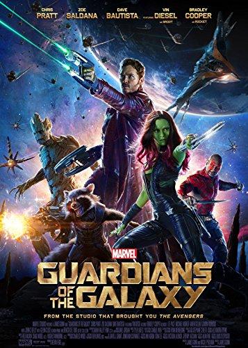 映画 ガーディアンズ・オブ・ギャラクシー ポスター 約90x60cm Guardians of the Galaxy [並行輸入品]