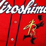広島カープ 刺繍ワッペン 小園 シルエット�A&サイン ユニフォーム 応援 小園海斗(赤)