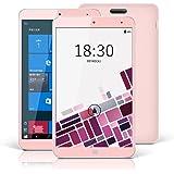 ギーク S2 デュアルOS 8インチ タブレット(windows10/android5.1/2GB/32GB/intel Z8350) 1920*1200 解像度 OTGアタブター【日本正規品】 (ピンク)