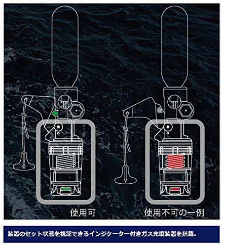 SHIMANO(シマノ)『ラフトエアジャケット(VF-051K)』