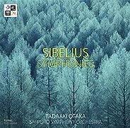 シベリウス 交響曲全集 尾高忠明(指揮)札幌交響楽団