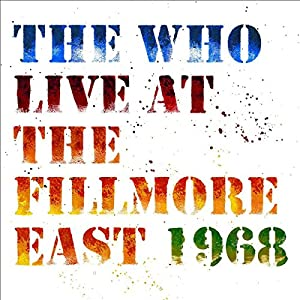 Live at the Fillmore East 1968 [12 inch Analog]