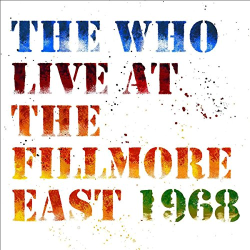 LIVE AT THE FILLMORE [12 inch Analog]