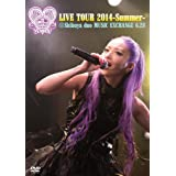 YU-ANISTA LIVE TOUR 2014Summer @Shibuya duo MUSIC EXCHANGE 6.28 [DVD]