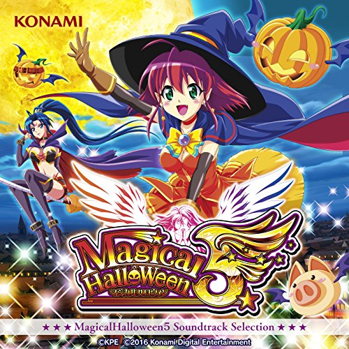 MagicalHalloween5 Soundtrack S...