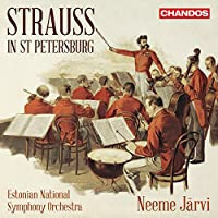 Strauss in St.Petersburg