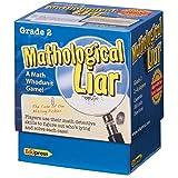 Best Edupressカードゲーム - Edupress EP-3395 Mathological Liar Gr 2 Review