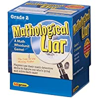 Edupress EP-3395 Mathological Liar Gr 2