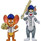 ムース・トイズ アクションフィギュア トムとジェリー トムとジェリー (ベースボール版) ノンスケールフィギュア