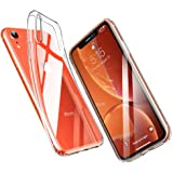 ESR Case for iPhone XR Case, Slim Clear Soft TPU Flexible Cover [Supports Wireless Charging] Compatible for The iPhone XR 6.1