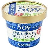 【冷凍】豆乳アイス Soy バニラ 100ml×6個入