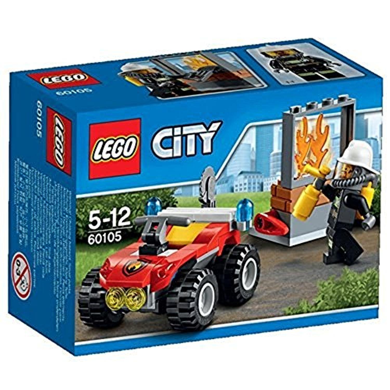 レゴ (LEGO) シティ オフロード消防車 60105