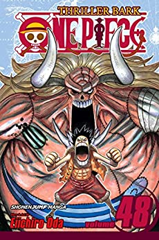 One Piece, Vol. 48: Adventures of Oars (One Piece Graphic Novel) by [Oda, Eiichiro]