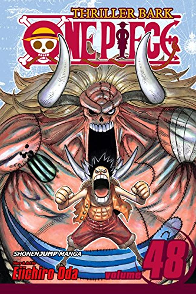 One Piece, Vol. 48: Adventures of Oars (One Piece Graphic Novel) (English Edition)