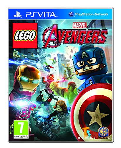 Lego Marvel Avengers (PS Vita)...