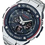 カシオ G-ショック Gスチール 電波 メンズ 腕時計 GST-W100D-1A4JF [並行輸入品]