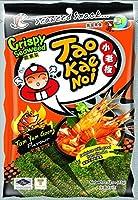 Taokaenoi のりスナック(CRISPY SEAWEED)・トムヤムクン味15g×40袋