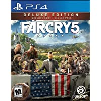 Far Cry 5 - Deluxe Edition (輸入版:北米) - PS4