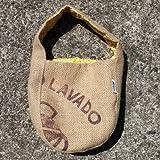 Dungarees Bag ドンゴロスバッグ 0032 【1点ものコーヒー豆麻袋を使ったトートバッグ】 DBt0032