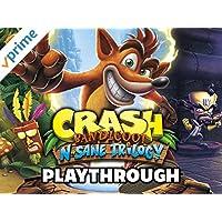 Clip: Crash Bandicoot N. Sane Trilogy Playthrough