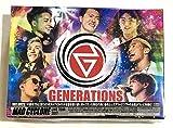 【FC限定外付け特典あり】 GENERATIONS LIVE TOUR 2017 MAD CYCLONE ( Blu-ray Disc 2枚組)(初回生産限定盤) (B2ポスター2枚セット付)