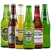 *709 世界のメジャービール 飲み比べセット 6本