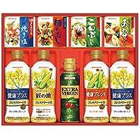 お中元 ギフト 油セット ヘルシーオイル 味の素 調味料 ギフトセット (CSA-30F)