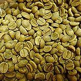 生豆 コーヒー 豆 未焙煎 各種 (ブラジル産サントス1kg) [M便 1/1]