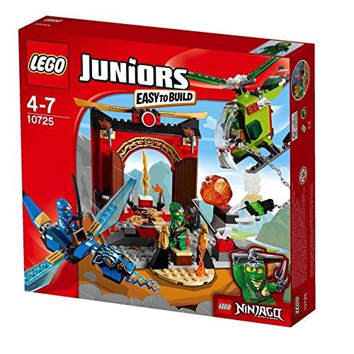 [해외] 레고 (LEGO) 쥬니어 닌자고 공중 결전 10725-10725 (2016-01-15)