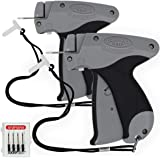 Amram Comfort Grip Standard Price Tagging Gun for Clothing with 2 Tagging Guns and 6 Needles; for Standard Tagging Applicatio