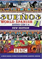 SUENOS WORLD SPANISH 1 CDS 1-4 NEW EDITION (English and Spanish Edition) by Luz Kettle Maria Elena Placencia Mike Gonzalez(2003-06-24)