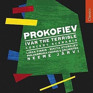 Ivan the Terrible: Concerto Scenario