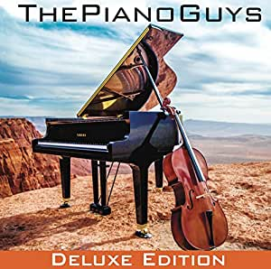 The Piano Guys: Deluxe Edition (CD+DVD)