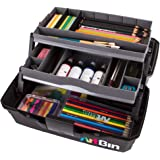 ArtBin One Tray Art Supply Box, Large, N/a, Large/Short